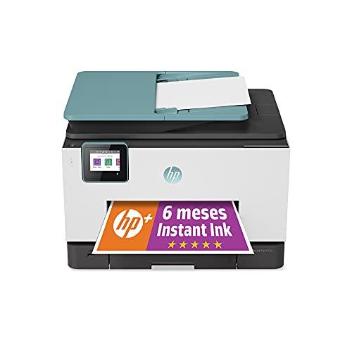 Impresora Multifunción HP OfficeJet Pro 9025e - 6 meses de impresión...