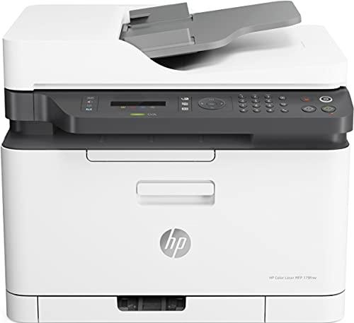 HP Color Laser MFP 179fwg 4ZB97A, Impresora Láser Color Multifunción,...