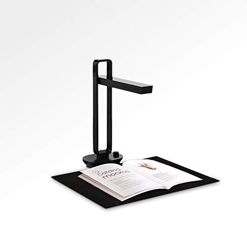 CZUR Aura Pro Escáner de Libros Plegable Portátil de Documentos, OCR...