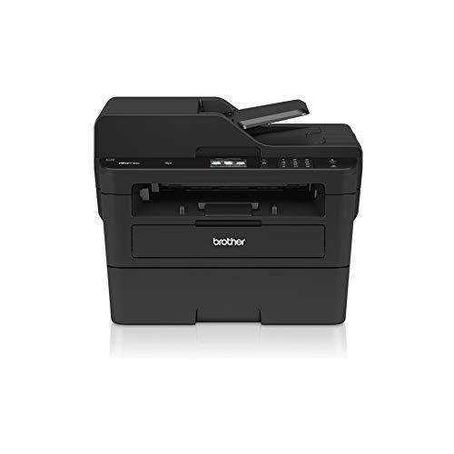 Brother MFCL2750DW, Impresora Multifunción Láser Monocromo con Fax Y...