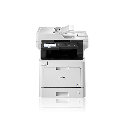 Brother - MFC-L8900CDW 2400 x 600DPI Laser A4 31ppm Wifi Negro, Gris...