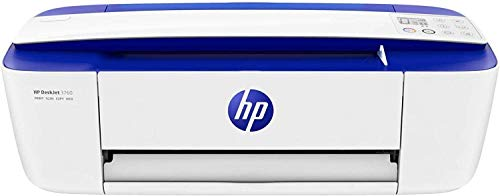 HP DeskJet 3760 - Impresora multifunción tinta, color, Wi-Fi, copia,...