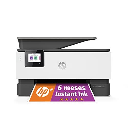 Impresora Multifunción HP OfficeJet Pro 9012e - 6 meses de impresión...