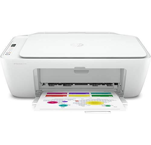 HP DeskJet 2720 + Tarjeta regalo €5 Amazon - Impresora multifunción,...