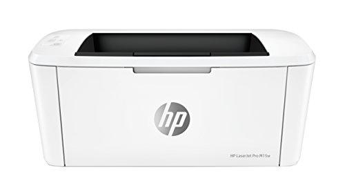 HP LaserJet Pro M15w - Impresora láser (USB 2.0, WiFi, 18 ppm, memoria de...