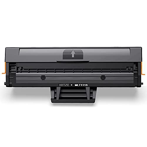 HITZE MLT D111S Cartucho de Toner Negro Compatible para Samsung MLT-D111L...