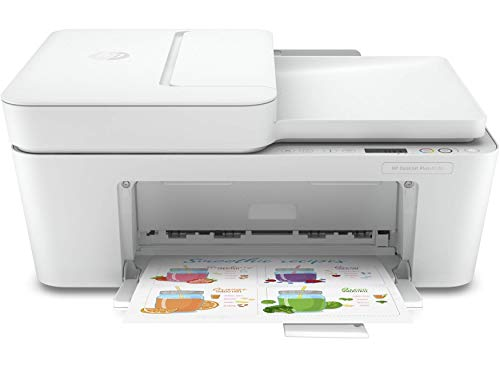 HP DeskJet Plus 4120 - Impresora multifunción tinta, color, Wi-Fi, copia,...