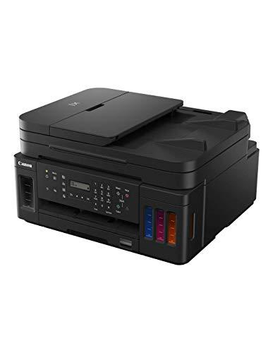 Canon PIXMA G7050- Impresora Multifuncional WiFi de inyección de Tinta con...