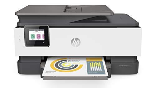 HP OfficeJet 8012 - Impresora multifunción (Tinta HP instantánea, A4,...