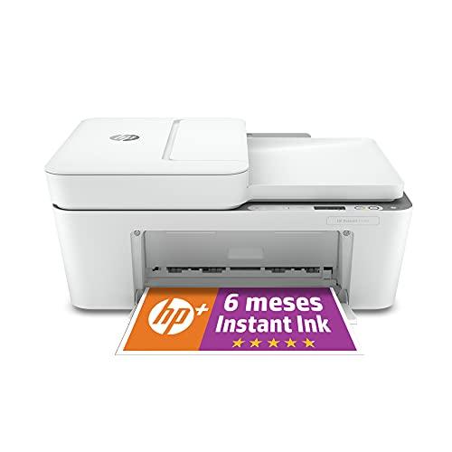 Impresora Multifunción HP DeskJet 4120e - 6 meses de impresión Instant...