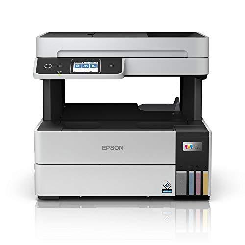 EcoTank ET-5170 | Impresora Alto Rendimiento WiFi A4 Multifunción con...