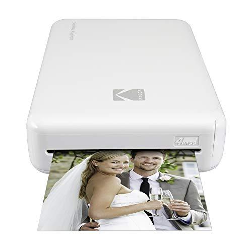Kodak - Impresora fotográfica mini 2HD, instantánea, inalámbrica y...