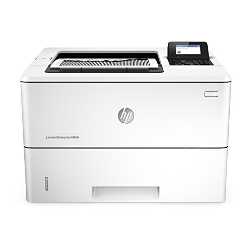 Hewlett Packard LJ Enterprise M506DN - Impresora láser monocromo, color...