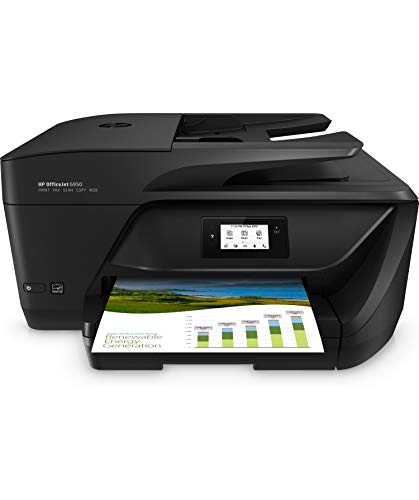 HP OfficeJet 6950 - Impresora multifunción tinta, color, Wi-Fi, compatible...