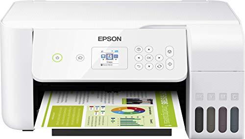 Epson EcoTank ET-2726 - Impresora de inyección de tinta 3 en 1 (Impresora,...