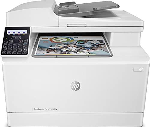 HP Color LaserJet Pro MFP M183fw 7KW56A, Impresora Láser Color...