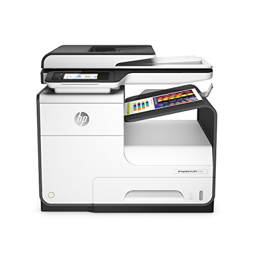 HP PageWide Pro 477dw MFP Impresora inyección de tinta, multifunción,...