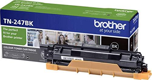 Brother TN247BK - Cartucho de tóner negro original, para las impresoras...