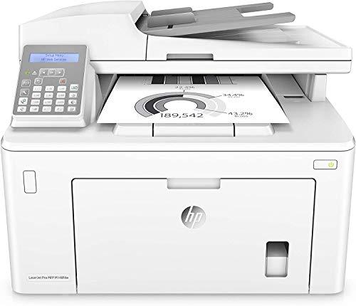 HP LaserJet Pro MFP M148fdw - Impresora láser multifunción, monocromo,...
