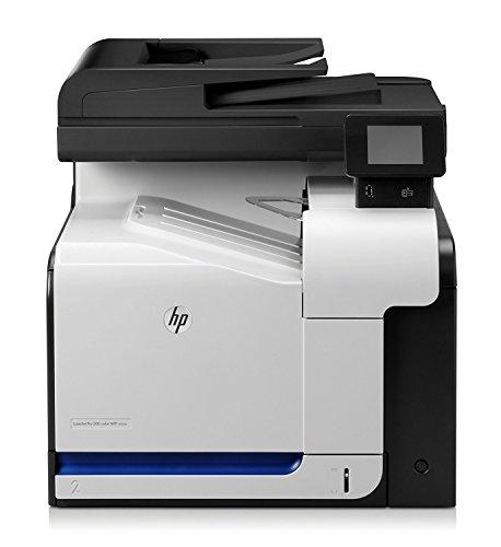 HP Laserjet PRO 500 Color MFP M 570 DN - Impresora Multifunción