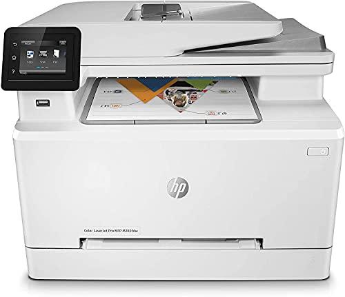 HP Color LaserJet Pro MFP M283fdw 7KW75A, Impresora Láser Color...