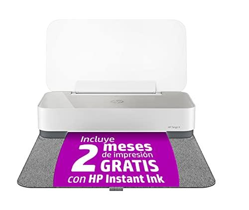 HP Tango X 3DP65B, Impresora Tinta, Color, Imprime, Escanea y Copia Desde...