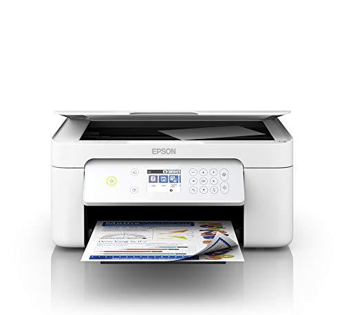 Epson Expression Home XP-4105 - Impresora multifunción 3 en 1 (escáner,...
