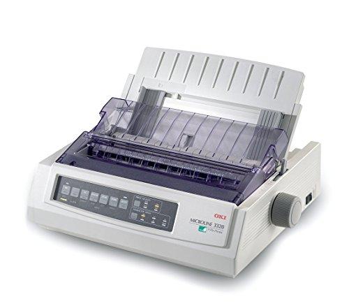 Oki Impresora Matricial Ml-3320eco, 9 Agujas, 240x216ppp, 435 c/s, Usb