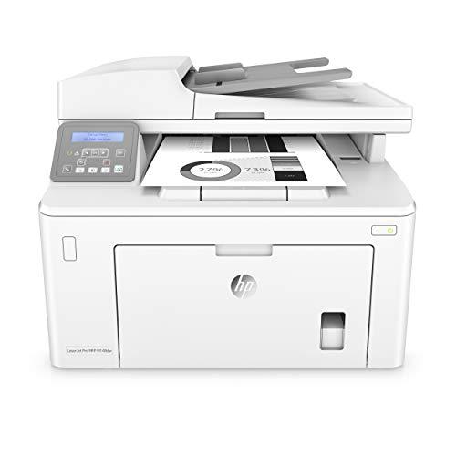 HP LaserJet Pro M148dw - Impresora Multifunción Wi-Fi (Laser, Impresión en Blanco y Negro), A4, 28 ppm 1200 x 1200 DPI, 260 hojas, color Blanco