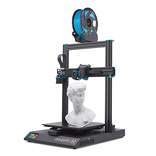 Artillery Sidewinder-X1 - Impresora 3D, marco de extrusión de aluminio y...
