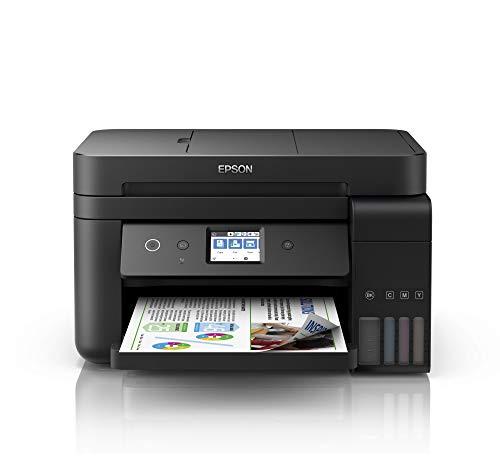 Epson EcoTank ET-4750 4800 x 1200DPI Inyección de tinta A4 33ppm Wifi -...