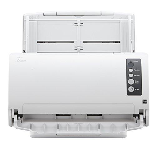 Fujitsu fi-7030 ADF - Escáner de Documentos (láser) Color Blanco