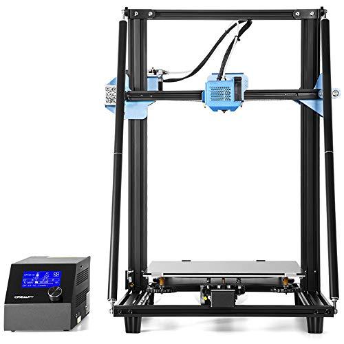 Impresora 3D Creality CR-10 V2 con placa base silenciosa, fuente de...