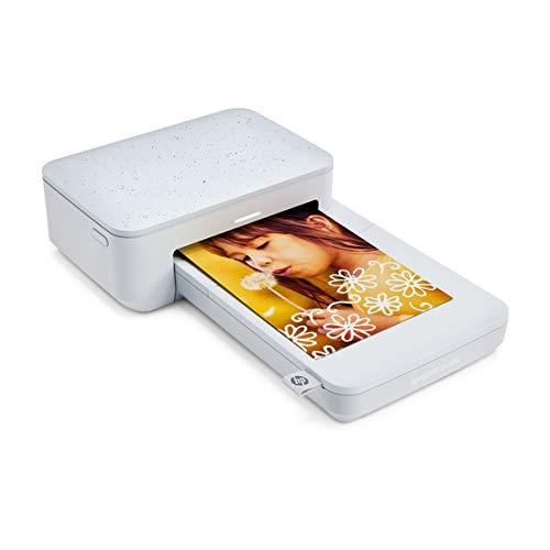 HP Sprocket Studio - Impresora fotográfica portátil (tecnología de...