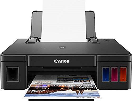 Impresora de inyección de tinta Canon PIXMA G1501 Negra