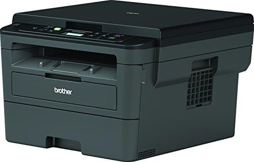 Brother DCPL2530DW - Impresora multifunción láser monocromo Wifi con...