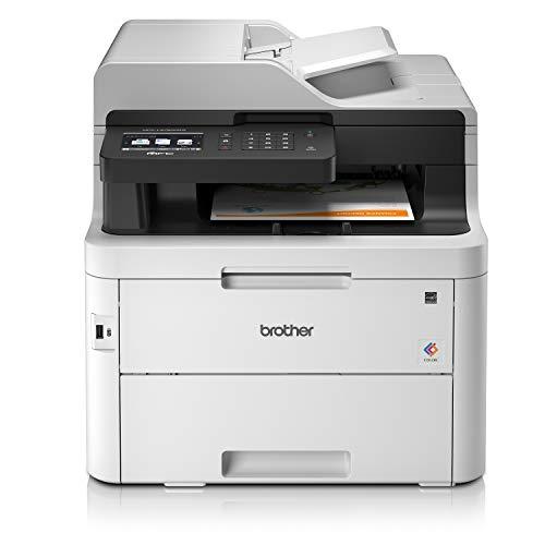 Brother MFC-L3750CDW - Impresora multifunción (Wifi, USB 2.0, 512 MB, 800...