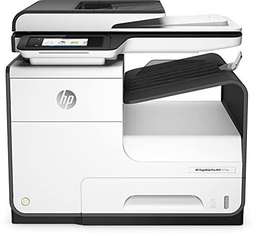 HP PageWide Pro MFP 477dw D3Q20B, Impresora Multifunción Tinta, Color,...
