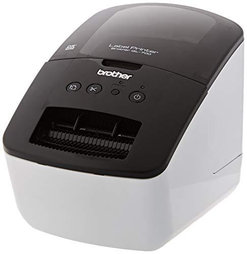 Brother QL700 - Impresora de etiquetas profesional con tecnología térmica...