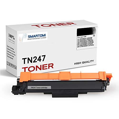 SMARTOMI Compatible Brother TN247 TN243 TN-247 TN-243 Cartouche de Toner...