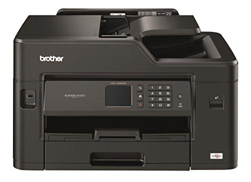 Brother MFCJ5330DW - Impresora multifunción de tinta profesional,...