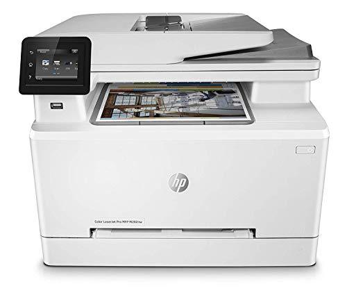 HP Color LaserJet Pro MFP M282nw - Impresora láser multifunción, color,...