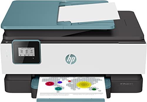 HP OfficeJet 8015 4KJ69B, Impresora Multifunción Tinta, Color, Imprime,...