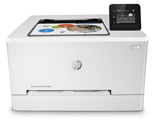 HP M254dw Laser Jet Pro - Impresora color (hasta 21 ppm, ethernet y Wi-Fi,...