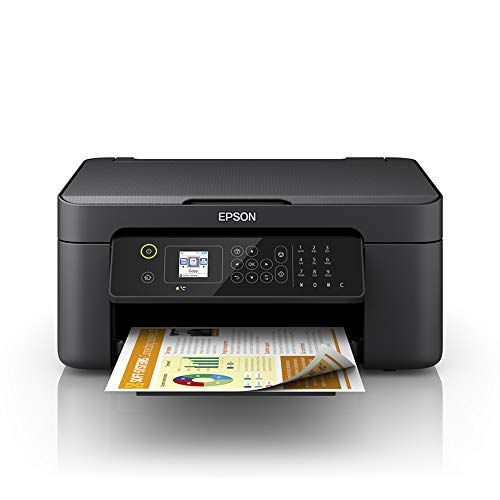 Epson WorkForce WF-2810DWF - Impresora multifunción de inyección de tinta...