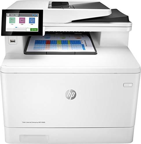 HP Color LaserJet Enterprise MFP M480f 3QA55A, Impresora Láser...