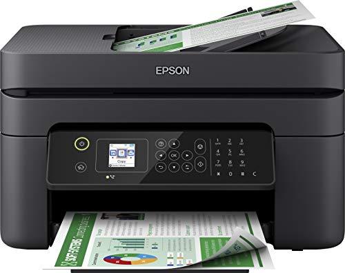 Epson WorkForce WF-2830DWF - Impresora multifunción de inyección de tinta 4 en...