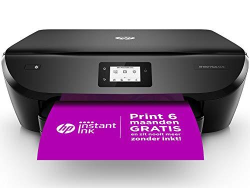 HP ENVY Photo 6220 - Impresora fotográfica multifunción, inalámbrica,...