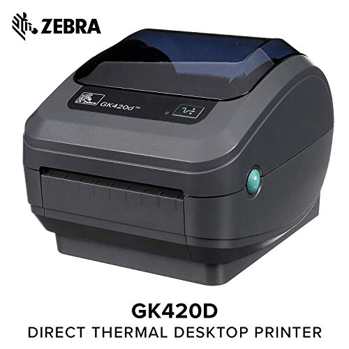 Zebra GK42-202520-000 - Impresora de etiquetas (térmica directa, 203 x 203...