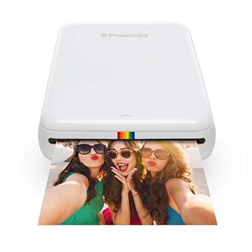 Polaroid Zip - Impresora móvil, Bluetooth, Nfc, micro USB, tecnología Zink...